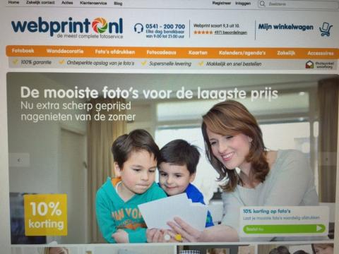 7N60 aan de slag voor Webprint.nl