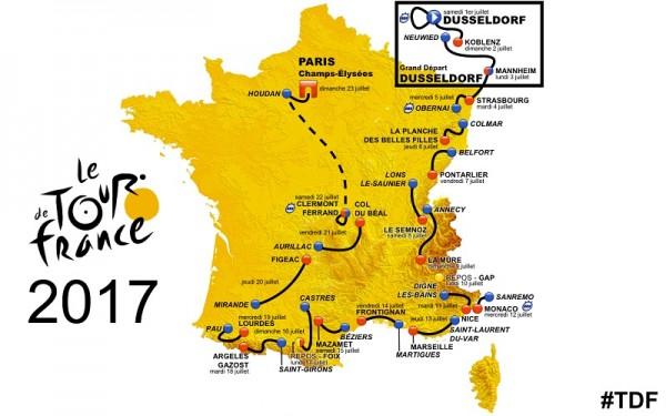 Olala, doe mee metde 7N60 Tour de France Poule