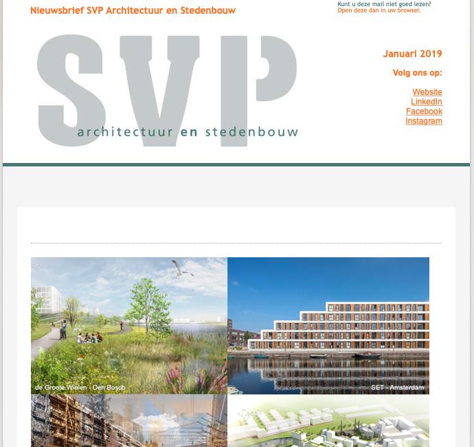 SVP Architectuur en Stedenbouw kan het nu helemaal S-E-L-L-U-F